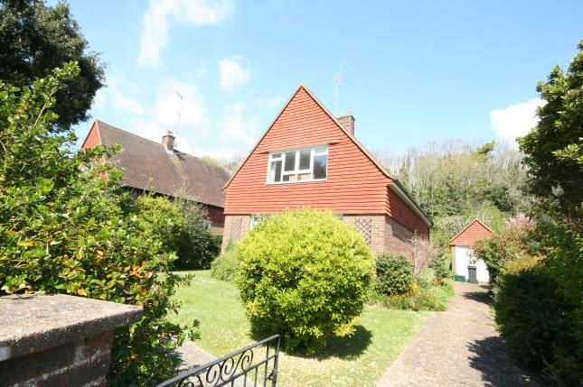 Thumbnail Detached house for sale in Parkway, Eastbourne, East Sussex