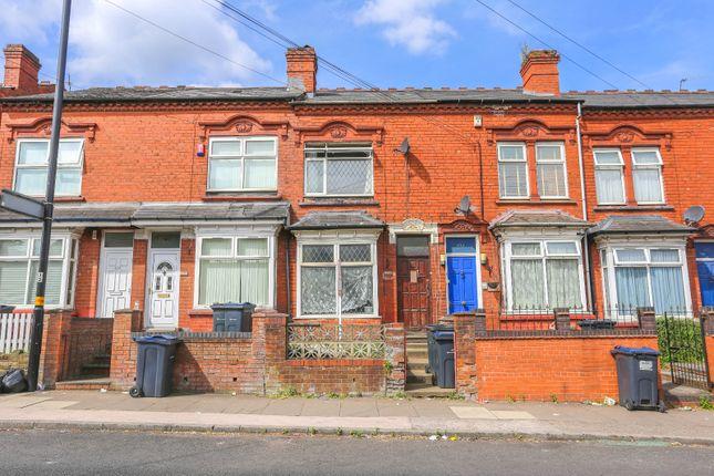 3 bed terraced house for sale in Portland Road, Edgbaston