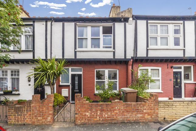 Thumbnail Terraced house for sale in Byron Avenue, Sutton