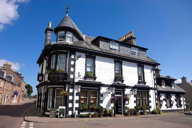 Thumbnail Commercial property for sale in High Street, Fortrose