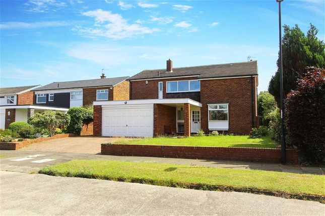 Thumbnail Detached house for sale in Southlands, Tynemouth, Tyne And Wear