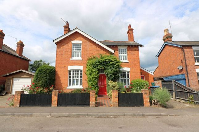 Thumbnail Detached house for sale in Runnemede Road, Egham