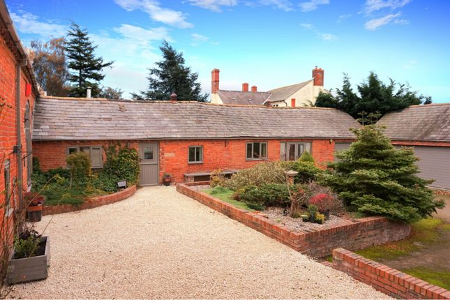 Thumbnail Barn conversion for sale in Queens Head, Oswestry
