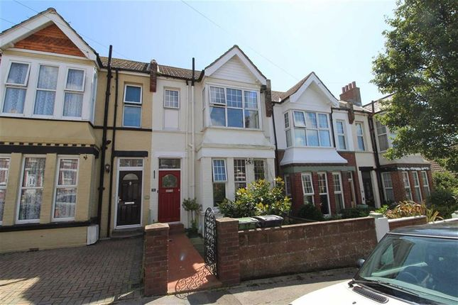 Thumbnail Terraced house for sale in Clive Avenue, Hastings, East Sussex