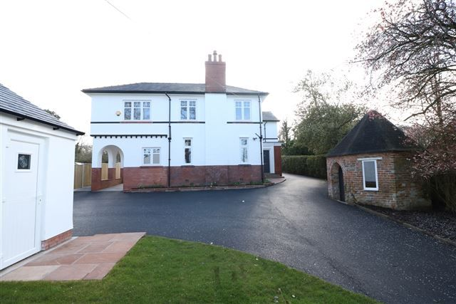 Thumbnail Detached house for sale in Lambley Bank, Scotby, Carlisle, Cumbria