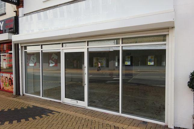 Thumbnail Retail premises to let in 4 Jubilee Buildings, Outram Street, Sutton-In-Ashfield
