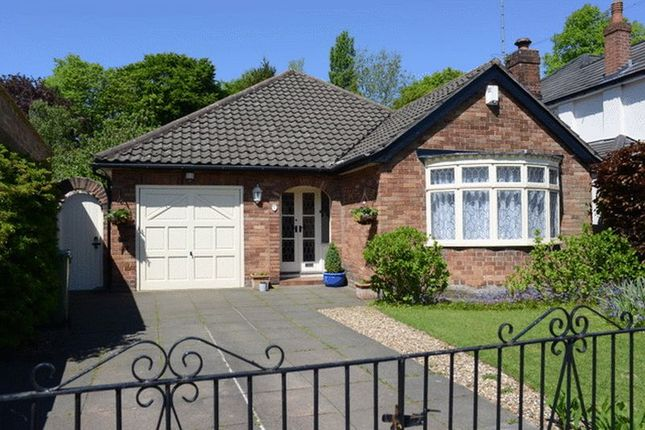 Thumbnail Detached bungalow for sale in Beechfield Road, Calderstones, Liverpool