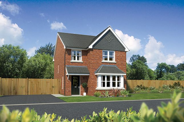 "Thumbnail Detached house for sale in ""Parkwood"" At Arrowe Park Road, Upton, Wirral CH49, Upton, Wirral,"