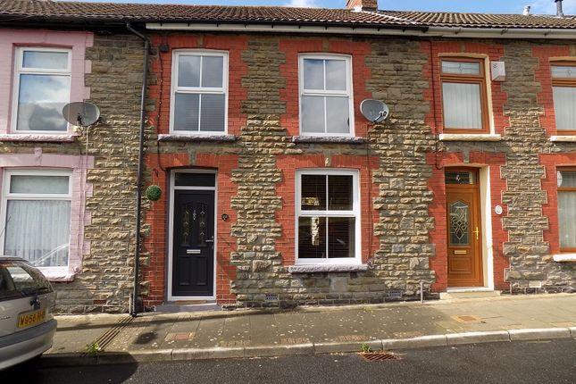 Thumbnail Terraced house for sale in Tallis Street, Treorchy, Rhondda, Cynon, Taff.