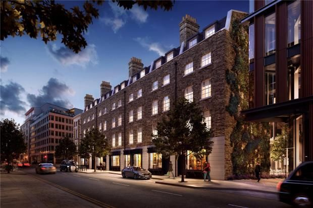 Thumbnail Flat for sale in One Crown Place, London