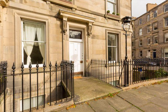 Thumbnail Flat for sale in St. Bernards Crescent, Edinburgh