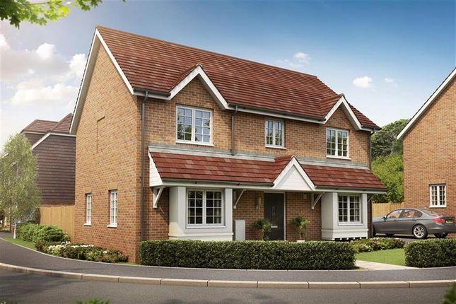 Front of Greenhill Gardens, Haywards Heath, West Sussex RH17