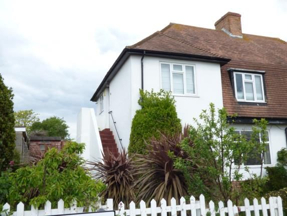 2 bed flat for sale in Tumulus Road, Saltdean, Brighton, East Sussex