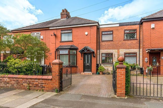 Thumbnail Semi-detached house for sale in St. Annes Road, Denton, Manchester