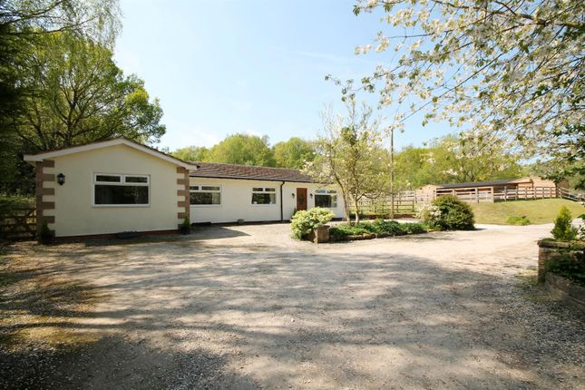 Thumbnail Detached bungalow for sale in Watersmeet, Hardwick Wood, Wingerworth, Chesterfield
