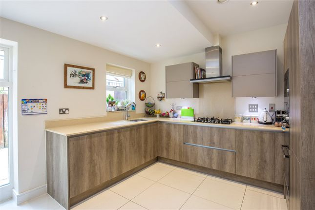 Thumbnail End terrace house for sale in Kinsale Close, Mill Hill, London