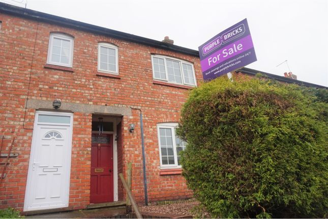 End terrace house for sale in Talbot Street, Whitchurch