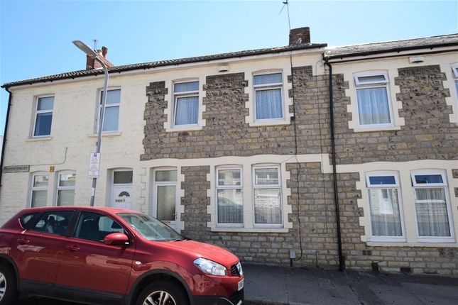 Thumbnail Terraced house for sale in Queen Street, Barry