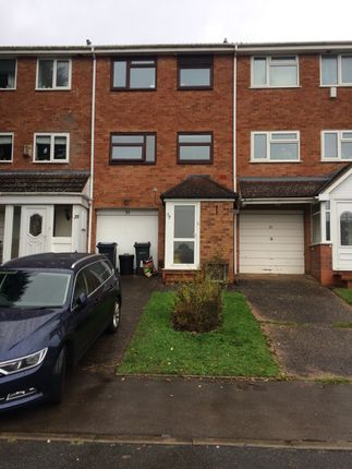 Thumbnail Terraced house to rent in Norfolk Close, Stirchley