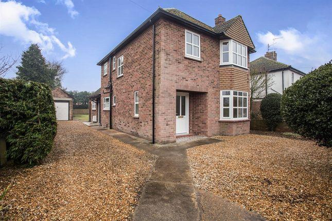 Thumbnail Detached house for sale in Kensington Road, King's Lynn