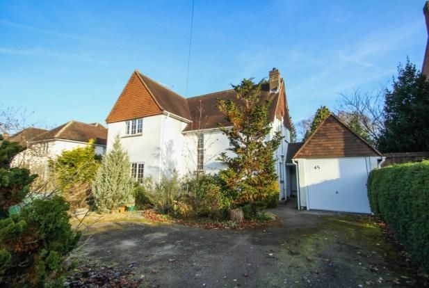 Thumbnail Detached house to rent in Parkway, Camberley