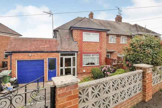 2 bed end terrace house for sale in College Green, Holmer, Hereford HR1