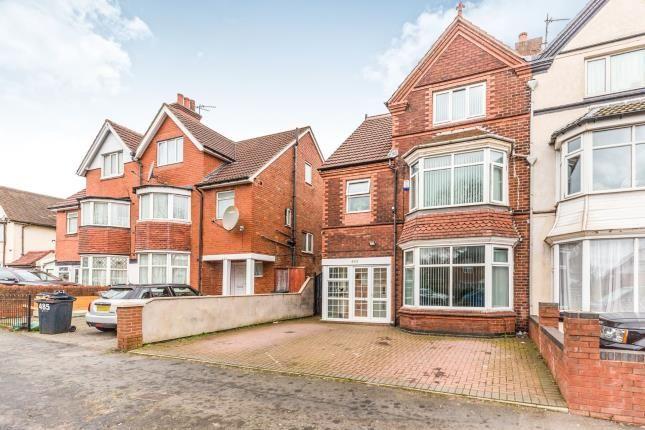 Thumbnail Semi-detached house for sale in City Road, Edgbaston, Birmingham, West Midlands