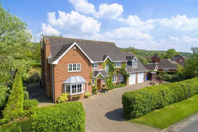 Thumbnail Detached house for sale in Mulberry Road, Claxby