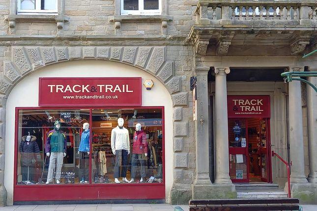 Thumbnail Retail premises for sale in Spring Gardens Centre, High Peak