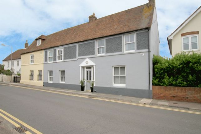 Thumbnail Semi-detached house for sale in Manor Road, Deal