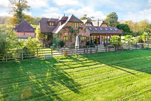 Thumbnail Detached house for sale in Adbury, Newbury, Hampshire