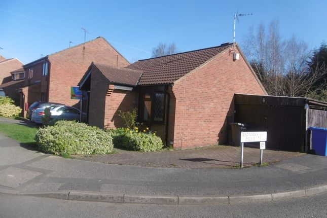 Thumbnail Bungalow to rent in Maple Drive, Chellaston, Derby
