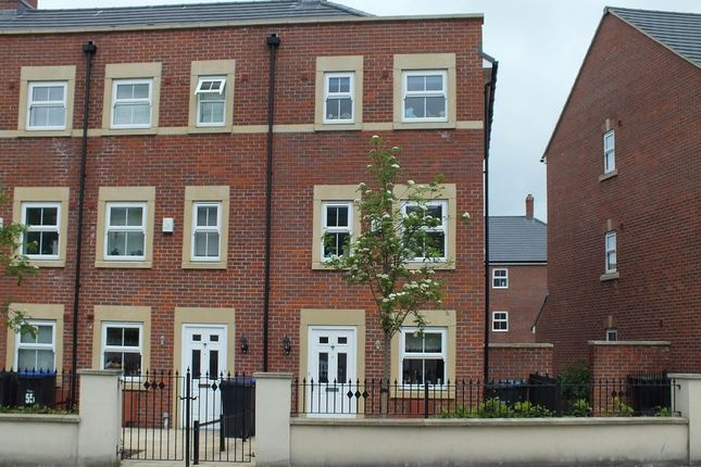 4 bed terraced house for sale in Union Street, Trowbridge