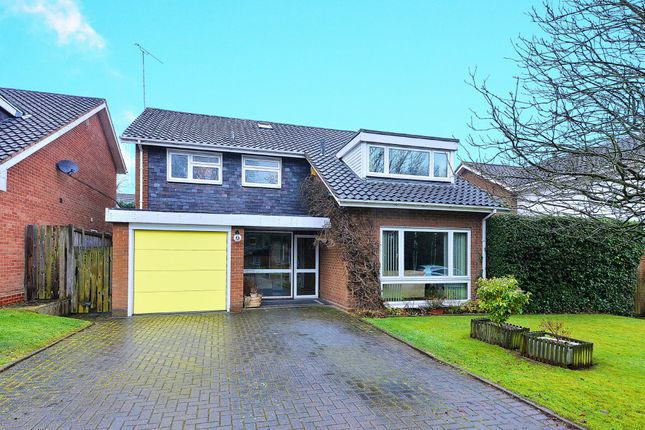 Thumbnail Detached house for sale in Antringham Gardens, Edgbaston, Birmingham