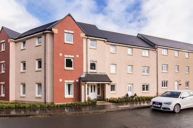 Thumbnail Flat for sale in 129 Wester Kippielaw Drive, Dalkeith, Midlothian