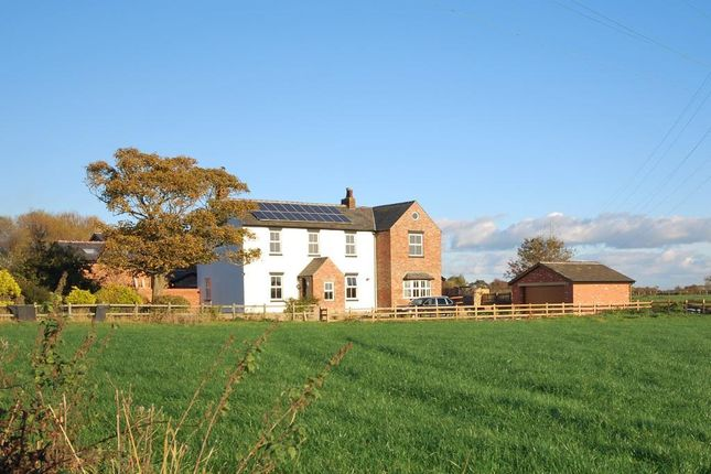 Thumbnail Detached house for sale in Moss Side Villa, Cartmell Lane, Lytham, Lancashire