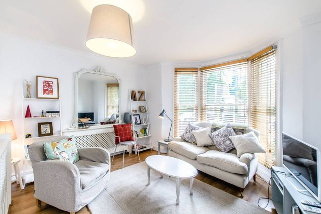 Thumbnail Flat to rent in Burghley Road, Kentish Town, London
