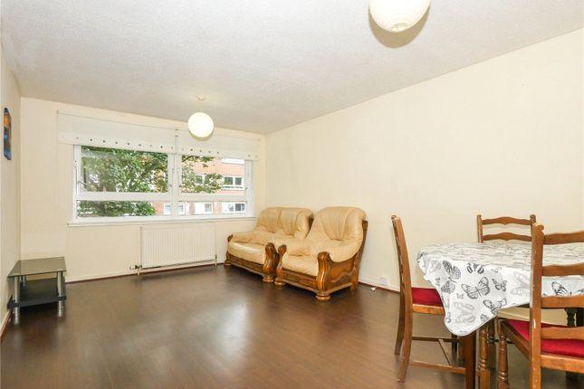 Lounge of Flat 4, Clavering Street East, Paisley, Renfrewshire PA1
