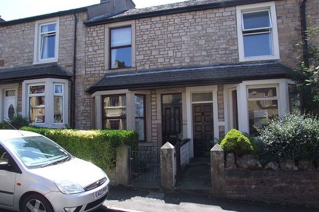 Thumbnail Terraced house to rent in Brunton Road, Lancaster
