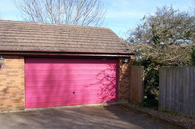 Double Garage of Billing Road East, Abington Vale, Northampton NN3