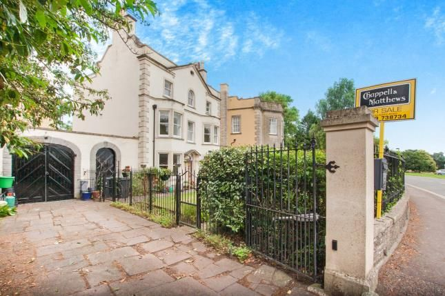 Thumbnail Detached house for sale in Beckspool Road, Frenchay, Bristol