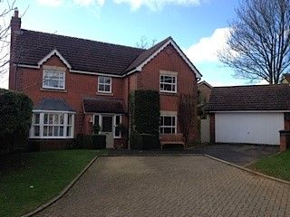 Thumbnail Detached house to rent in Keble Road, Brackley