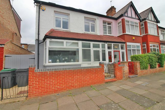 Thumbnail Semi-detached house for sale in Forfar Road, London