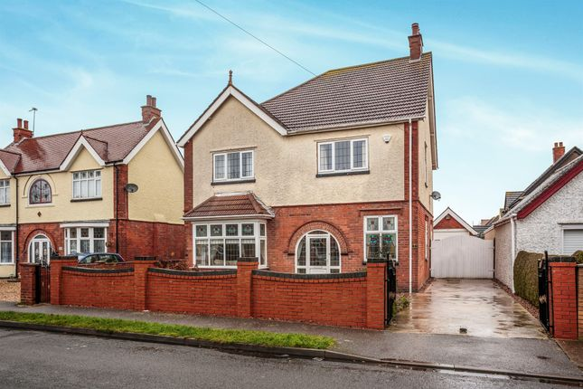 Thumbnail Detached house for sale in Muirfield Drive, Skegness