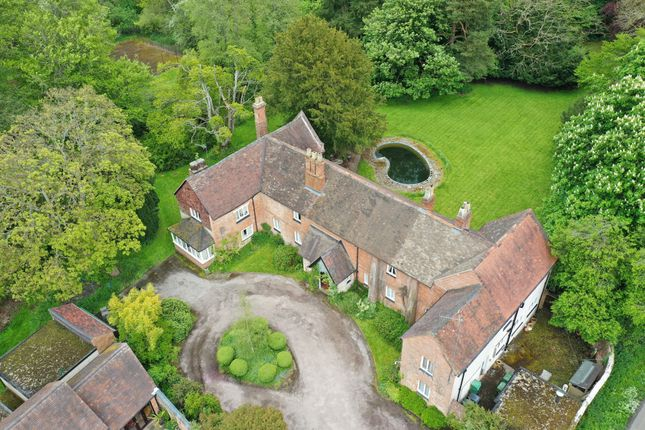 Thumbnail Detached house for sale in Old Rectory Lane, Alvechurch
