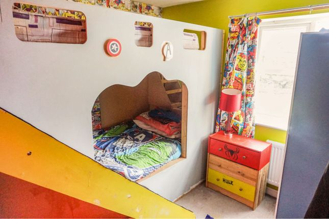 Bedroom Two of Hawksworth Crescent, Chelmsley Wood, Birmingham B37