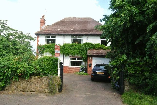 Thumbnail Detached house for sale in Shirebrook, Mansfield