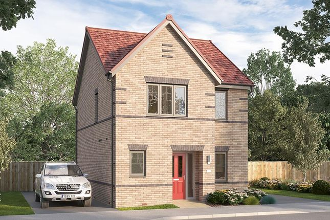 """Thumbnail Detached house for sale in """"The Kinnerton Detached"""" at Highfield Villas, Doncaster Road, Costhorpe, Worksop"""