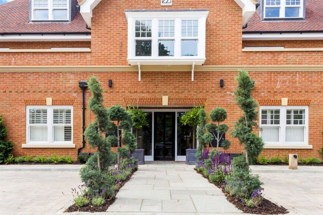 Thumbnail Flat for sale in Summersdale Place, Lavant Road, Chichester, West Sussex