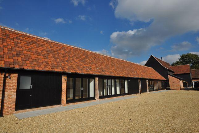 Thumbnail Barn conversion to rent in Woodside Green, Great Hallingbury, Bishops Stortford